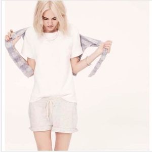 NEW LOFT Lou & Grey Soft Terry Speckle Shorts XS